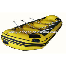 pvc inflatable rafting boat price