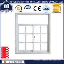 Double Tempered Glass Thermal Break Aluminum Sliding Window