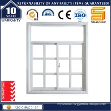 Double Tempered Glass Thermal Break Aluminum Sliding Window