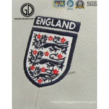 National Flag Stitching Patch Logo Embroidered for Baseball Caps Decoration