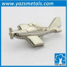 Aviones de metal 3D personalizados