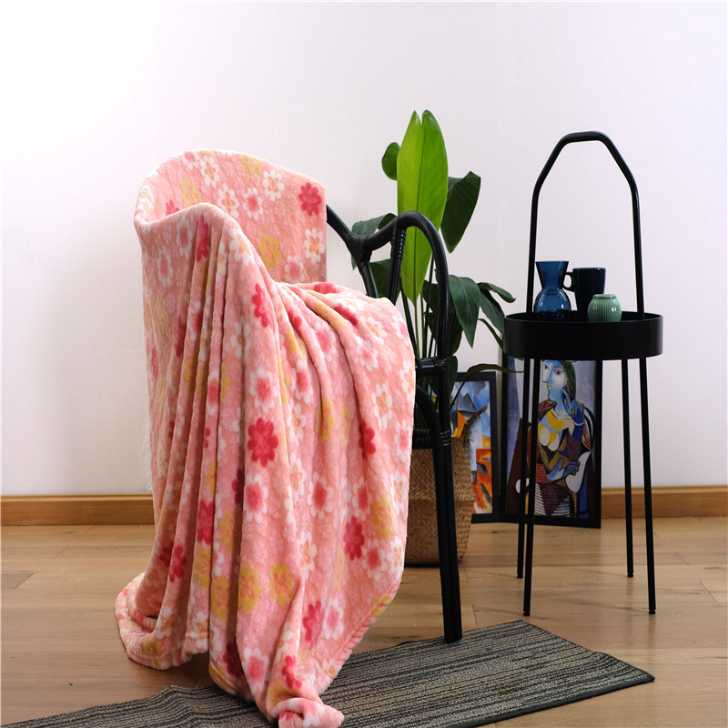 Coral Fleece Blanket For Children