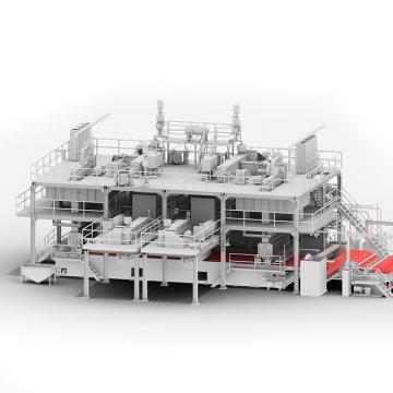 Машина для производства нетканых материалов SMMS высокого стандарта