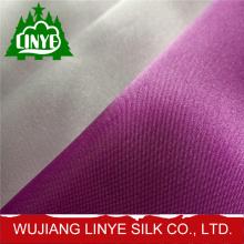Атласная ткань высокого качества, ткань ткани полиэфира, ткань венчания