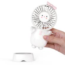 2019 Cute Design Micro Portable USB Mini Hand Fan For Gifts