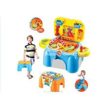 Hocker Spiel Set Spielzeug für Deluxe mein erstes Werkzeug