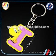 Alphabet Keychain,Minion Keychain,Keychain With Letters