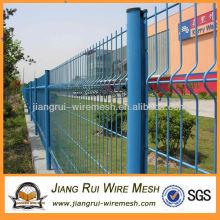 Heißer Verkauf geschweißter Ineinander greifenzaun / 3D Zaun / dreieckiger Zaun