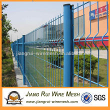 hot sale welded mesh fence/3D fence/triangular fence