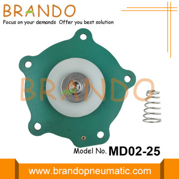 TH-4825-B TH-4825-C diaphragme de valve d'impulsion de type Taeha MD02-25