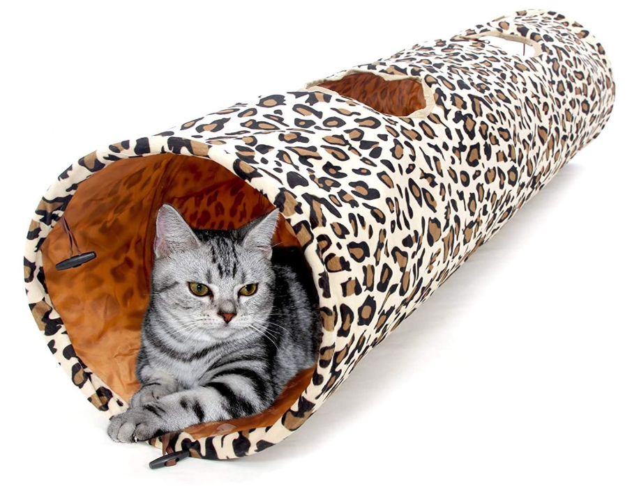 Collapsible Tunnel Cat Tube