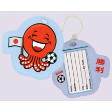 Japan Embroidered Luggage Tags (Bus Pass Or Stored Value Card Holder)