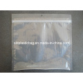 Transparent Food Packaging Bag with Zipper and Hang Hole (L045)