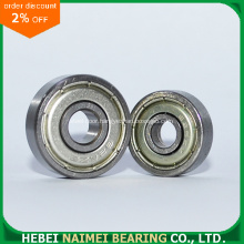 cheap bearing Micro bearing 625 ZZ Deep Groove Ball Bearing for windows doors