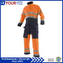 Popular Hi Vis Coverall Long Sleeve Fr Fire Retardant Overalls (YLT121)