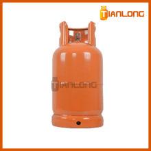 Cylindre à gaz comprimé usagé comprimé
