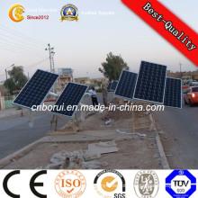 60W LED Solar Street Light with Poles DC12V/DC24V Cheap Street Light