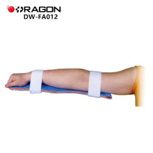 DW-FA012 Medical fracture Red Mouldable Splint