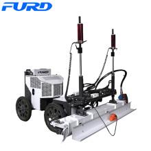 Máquina de nivelamento do assoalho do Screed do laser do concreto do paver do eixo helicoidal