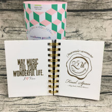Creative Customized Promotion Adhesive Note Memo Book for Office and School