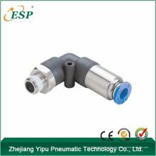 China accesorios de parada de codo de latón ESP de latón