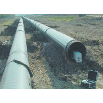 160KV X Ray Pipeline Crawler