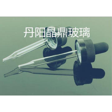 Straight Taper Clear Glass Pipettes for Dropper