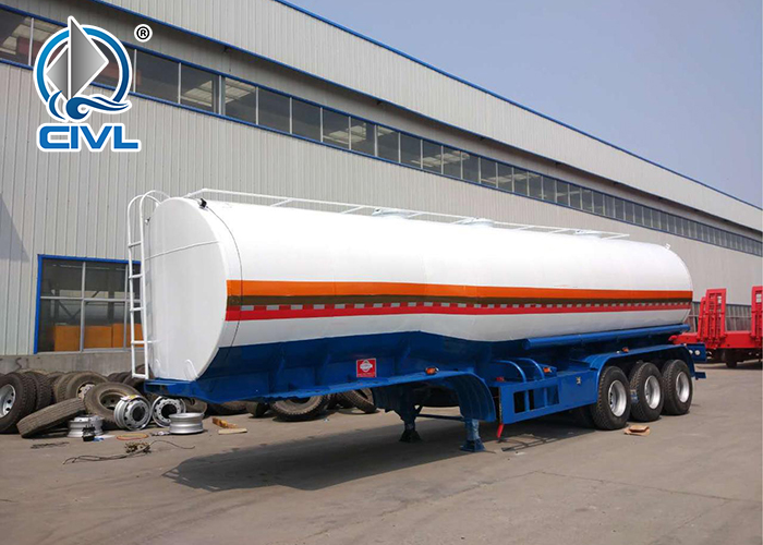 Fuel Tank Semi Trailer 14