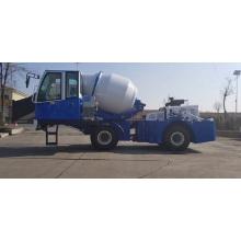 Preço do caminhão betoneira 4 metros cúbicos