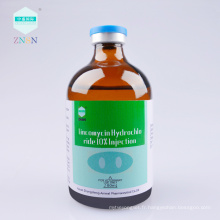 ZNSN nouvelle technologie chlorhydrate de lincomycine 10% d'injection