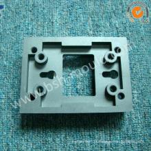 Carcaça da câmera do OEM da carcaça de liga de alumínio com limpador