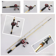 Weihai wholesale fishing tackle carbon casting fishing rod