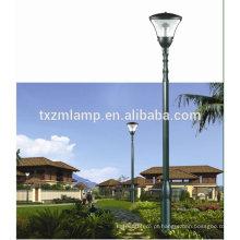 3m ~ 4.5m baixo preço solar LED jardim luz paisagem em yangzhou