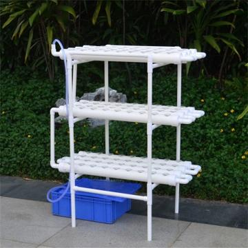 Pipa PVC Kit Grow Indoor NFT Hydroponic System