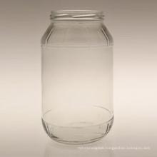 Canned Glass Food Jar (XG1270-6855)