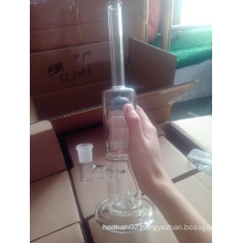 Enjoylife 12′′ Two Functions Glass Pipes, Arm Tree Shower Per Glass Pipes