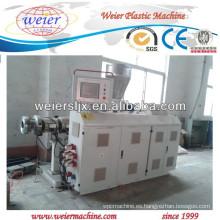 Cónica máquina del estirador del gemelo-tornillo SJSZ-80/156