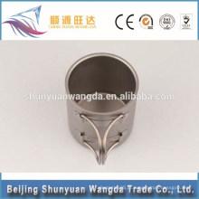 Venda quente de alta qualidade de baixo preço garrafa de titânio 450ml titânio copo GR2 Titanium puro