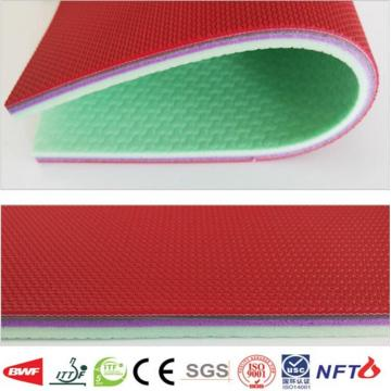 Enlio Indoor Table Tennis PVC Suelos deportivos