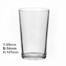 Copa de cerveza Copa de vidrio Taza de té Cristal Kb-Hn09669