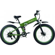 Bicicleta de montanha elétrica de 26 polegadas