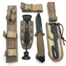 Army Military Fast Blade Combat Knife