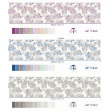 Beliebte Luxus Pigment Bedruckte Bettlaken Stoff