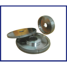 Enlace del metal galvanizado diamante / CBN muela