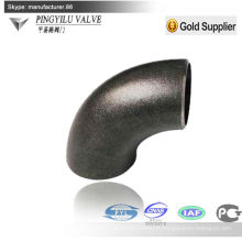 Encaixe de tubulação 90 graus acessórios de montagem de tubo de cotovelo China fabricante