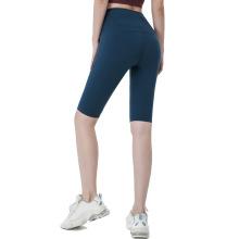 Women's Knee Length Tights Yoga Shorts