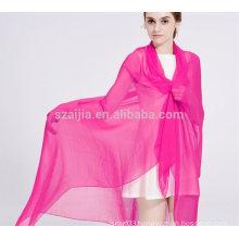 Fashion ladies solid color print sarong pareo