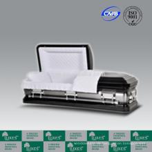 LUXES US 18ga Metall Sarg Coffin
