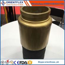 China Manufacturer Concrete Pump Rubber End Hose