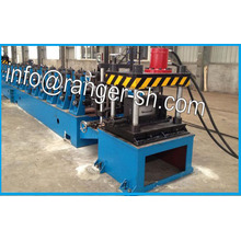 2015 Hot Sale! New design gi perforated cable tray roll forming machine